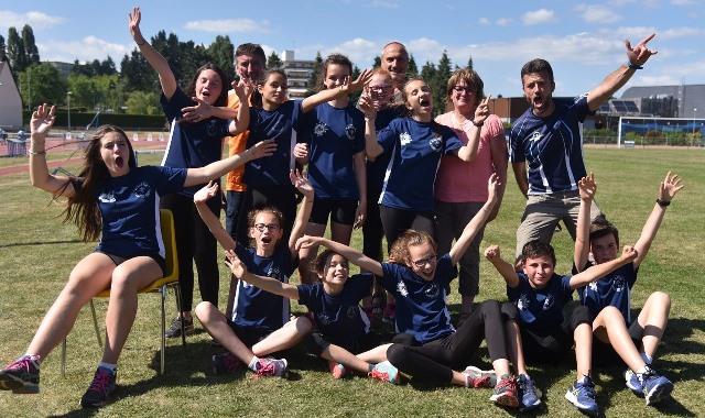 Championnat départemental benjamins – juin 2017