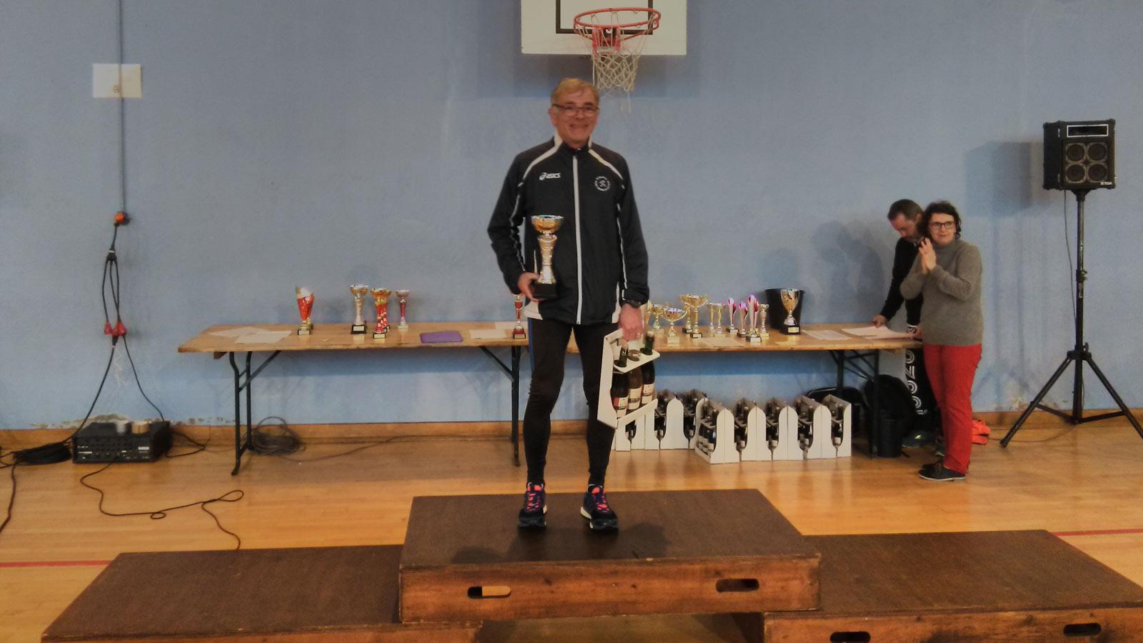 Champion de Bretagne 2018  semi marathon